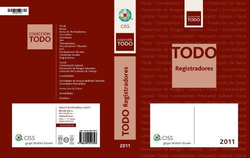 Todo registradores 2011 por Carlos Colomer Ferrándiz
