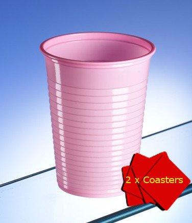 avenue-usa-e-getta-confezione-da-50-bicchieri-di-rosa-capacita-200-ml-ideale-per-feste-picnic-e-tutt