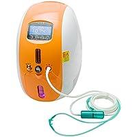 Genmine 2L Tragbarer Sauerstoffkonzentrator Sauerstoffgerät Oxygen Concentrator preisvergleich bei billige-tabletten.eu