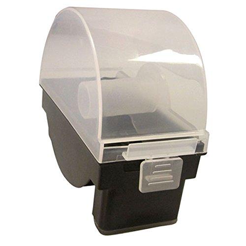 Nextday Catering Equipment Supplies ll1r-2sp etiqueta dispensador, solo rollo, Heavy Duty, 50mm