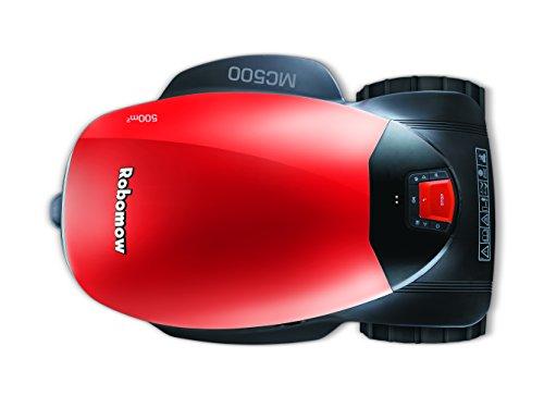 Robomow City MC300Lawnmower PRD7004Y1Red