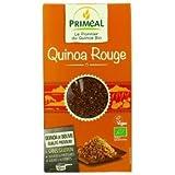 Primeal Quinoa Rouge 500g Produit Bio Agrée Par AB - Prix Unitaire - Envoi Rapide Et Soignée