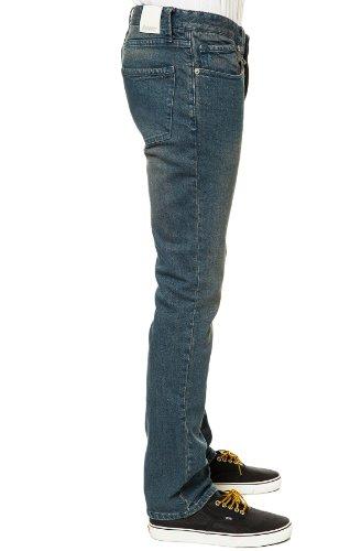 Altamont Pant Alameda Slim Denim Sp14 Hose teal