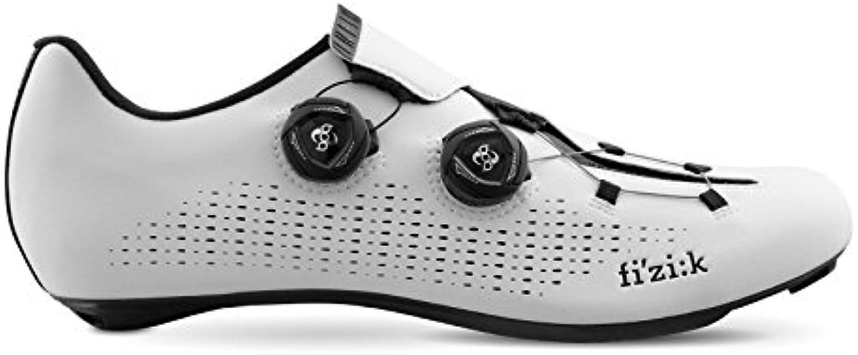 Fizik R1 infinito zapatos, color blanco/negro, talla 41,5  -