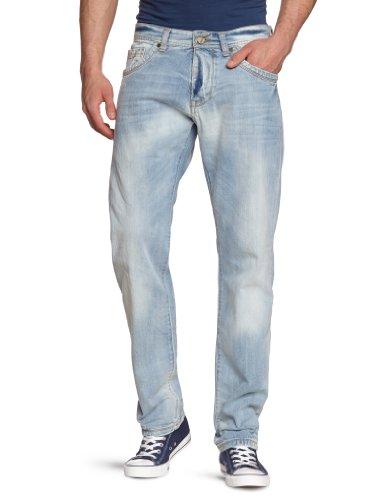FREEMAN T.PORTER - Jeans - Droit Homme Bleu (F0269-32 sputy L32)