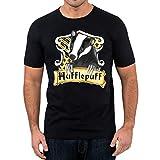 T-Shirt Hufflepuff - Fun Shirt (M)