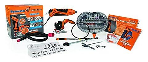Outil Multifonction Electrique - RENOVATOR TWIST-A-SAW L'outil multi-fonction ultra complet avec