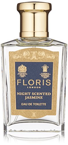 Floris London Night Scented Jasmine Eau de Toilette, 50 ml