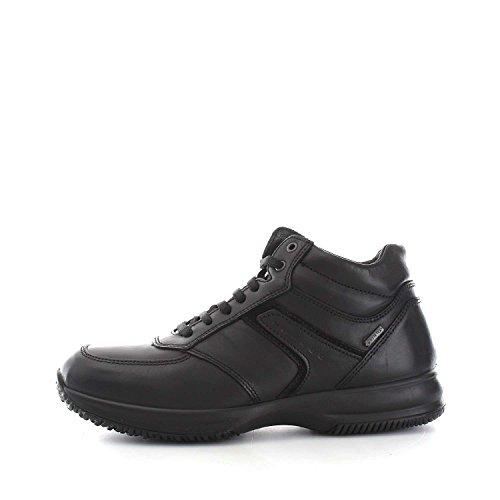 Igi&co 8699000 Basket Homme Black Black - Chaussures Baskets basses Homme