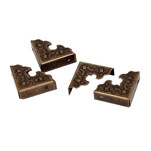 sourcingmap-caja-recipiente-armario-metal-protector-de-esquina-bronce-10pcs-de-tono