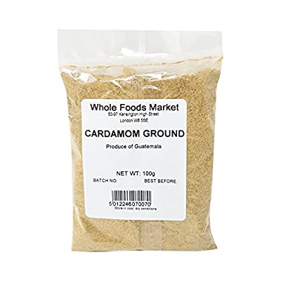 Whole Foods Market Cardamom Ground, 100 g from Whole Foods Market