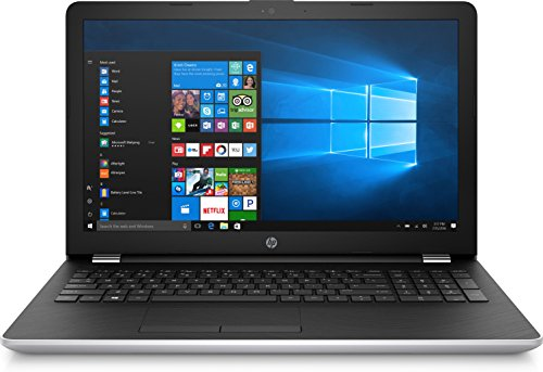 Foto HP 15-bw027nl, Notebook PC AMD A9-9420, 8 GB di DDR4, SATA 1 TB, Argento Naturale