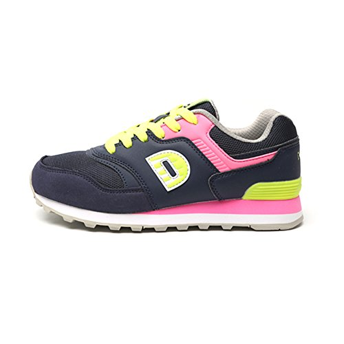 Chaussures femme/Sneakers femme/Chaussures de course de printemps/ chaussures de course rétro /Baskets Casual B