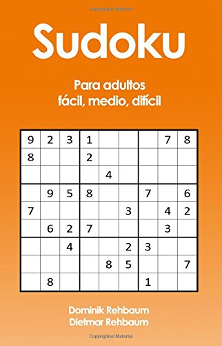 Sudoku Para adultos - fácil, medio, difícil PDF Descargar - PDF ...