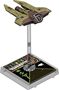 Giochi Uniti gu375 Star Wars, X-Wing, m3-a Interceptor