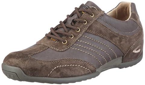 camel active Space 12, Herren Sneakers, Braun (peat), 44.5 EU