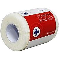 Blue Lion Coban Medizinische Erste-Hilfe-Bandage, 7,5 cm, Weiß preisvergleich bei billige-tabletten.eu