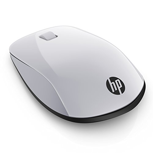 HP Z5000 Bluetooth Maus (Windows 10, Mac, kabellos, für Laptop) silber