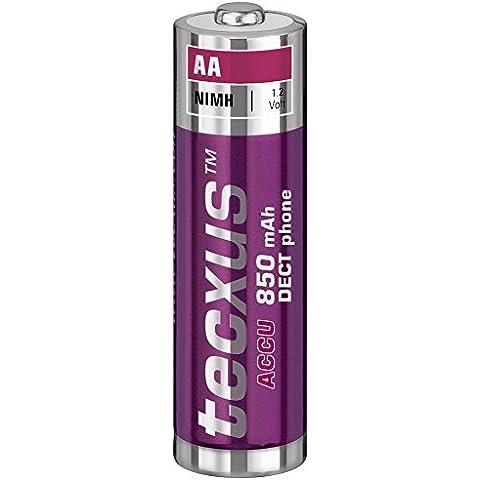 Batteria Ni-MH AA 1,2 V, 850 mAh DECT Blister con
