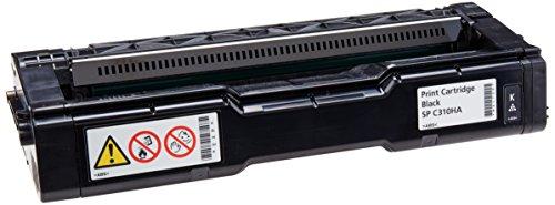 Ricoh Color Laser (Ricoh 406475 6500PÁGINAS Black Toner Cartridge - Black Laser Toner Cartridge for Ricoh Aficio SP C231 N Color Laser Printer (406505) Ricoh Aficio SP C236J Multifunktionsdrucker (406 1 Einheit (S), Laser Cartridge 6500 Seiten, Laser;))