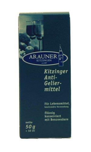 Arauner Kitzinger Anti-Geliermittel, 50g