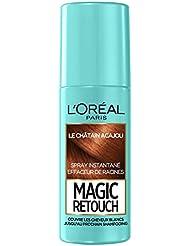 L'Oréal Paris Magic Retouch Spray Racine Instantané Acajou 75 ml