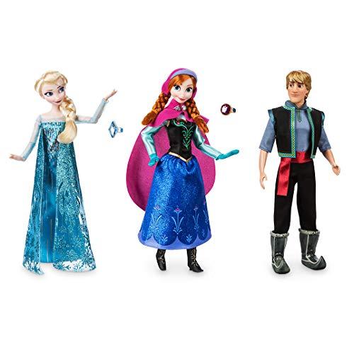 off Die Eiskönigin Klassische Puppe von Disney- völlig unverfroren (Elsa/Anna/Kristoff) ()