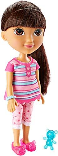 Fisher Price Dora The Explorer Doll - Dora & Friends - Slumber Party Dora (Cjv04)