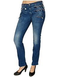 """'Cipo & Baxx Jeans """"CBW de 0282 Blue"""