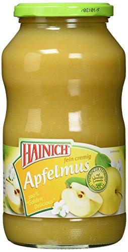Hainich Apfelmus, 12er Pack (12 x 710 g)