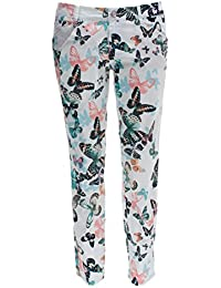 Alberto Golfhose Mona Butterfly