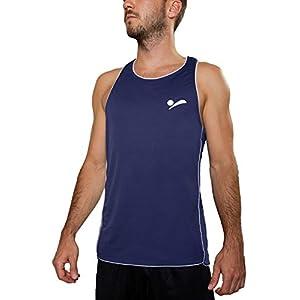 Beach Volleyball Apparel Herren Beachvolleyball Player Shirt Trikot Männer Sport Tank Top