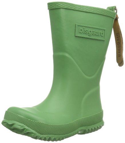 Bisgaard Unisex-Kinder Rubber Boot Basic Gummistiefel, Grün (31 lightgreen), 36 EU