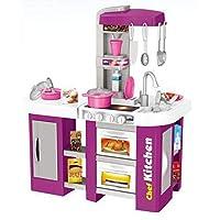 Game kitchen for children - multicolored