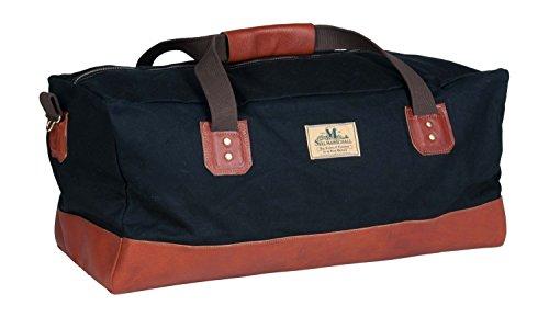 Seil Marschall Reisetasche Safaribag large canvas schwarz