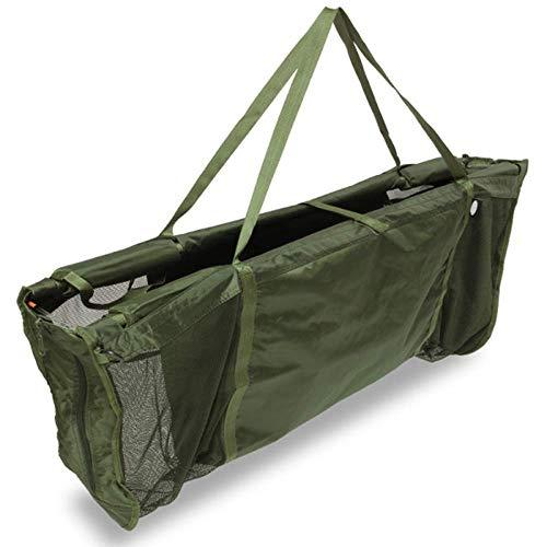 g8ds® Wiegesack Wiegeschlinge 120 x 55 x 14 cm Karpfenangel Ausrüstung