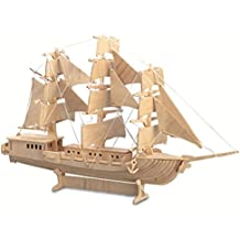 Sailing Ship - Woodcraft Construction Kit