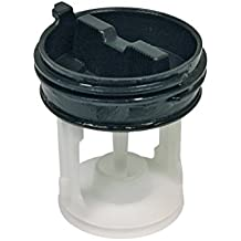 ORIGINAL Filter Flusensieb Sieb Waschmaschine Whirlpool Bauknecht 481248058385