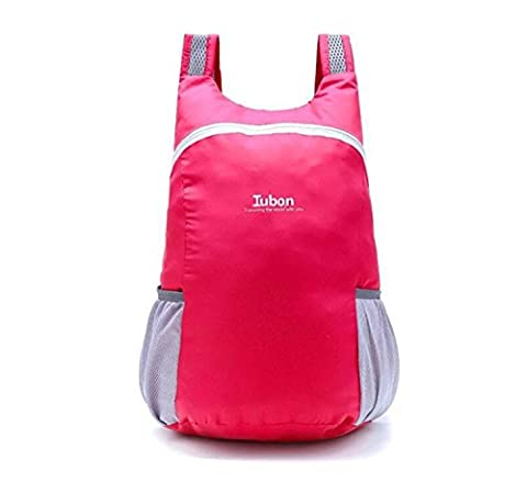 TeyxoCo Outdoor Sport Foldable Backpack rose