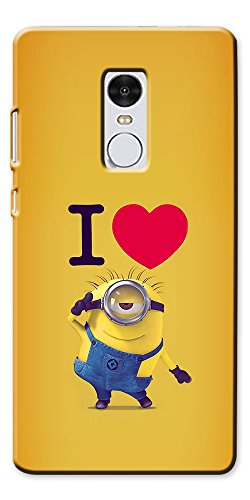 Elove Case Cover For Xiaomi Redmi Note 4