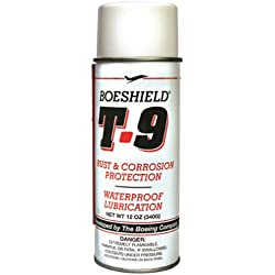 Boeshield T9 Lubricante Bicicleta Spray, Blanco, 340 Gr / 12 Oz