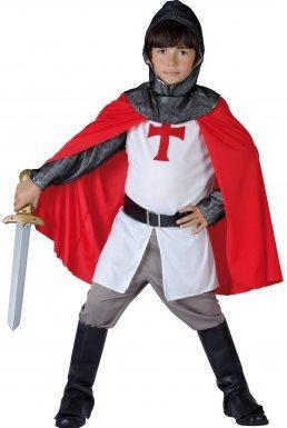 Déguisement chevalier croisé garçon - 4 à 6 ans