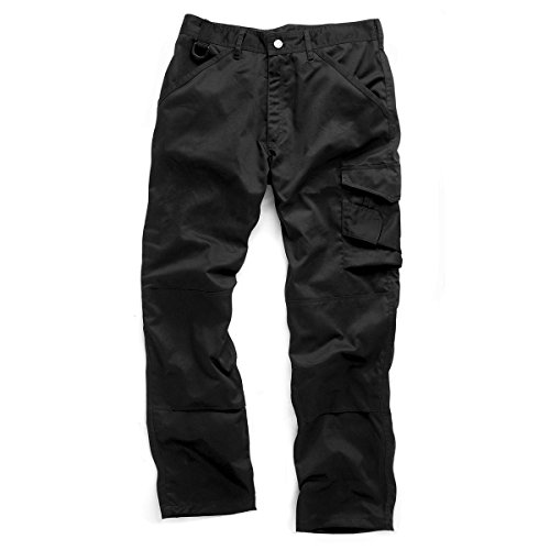 professional-hard-work-cargo-combat-work-trousers-pants-30-44-34w-33-long-leg-black
