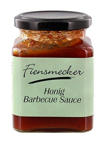 Honig Barbecue Sauce von Fiensmecker (320 g)