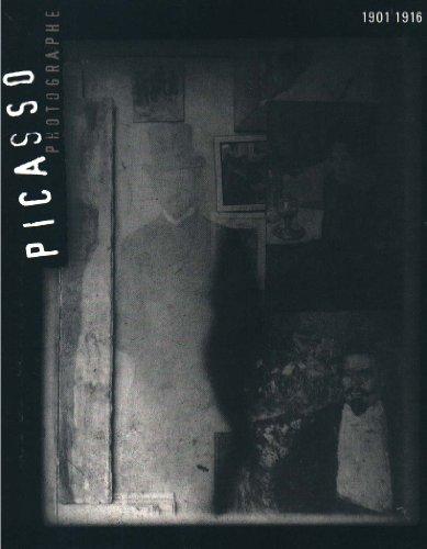 Picasso photographe, 1901-1916 par Anne Baldassari
