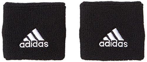 adidas Kinder Schweißarmband Tennis S Schweißband, Black/White, S -