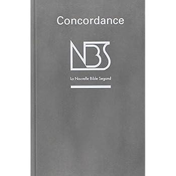 Concordance : La Nouvelle Bible Segond