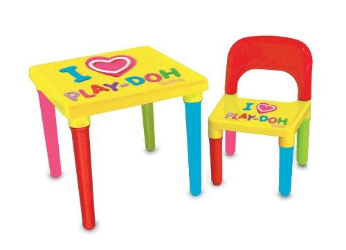 Play-Doh - Mi primer mesa de actividad (D'Arpèje CPDO016)