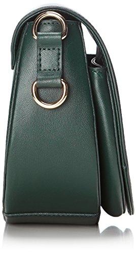 Steffen Schraut - Hudson Saddle Bag I, Borse a tracolla Donna Verde (Malachite Green)