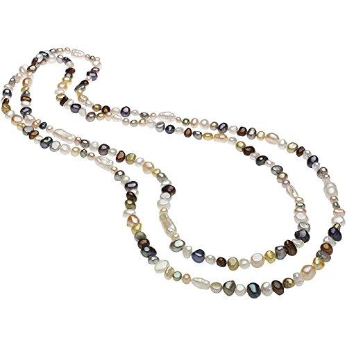 collana donna gioielli Comete Fantasie di perle classico cod. FWQ 249